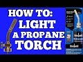 default - Propane Self-Lighting Torch