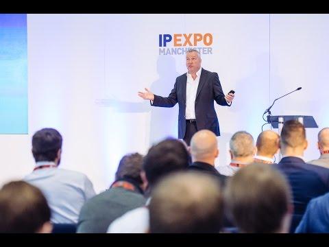 IP EXPO Manchester 2016 - Nutanix