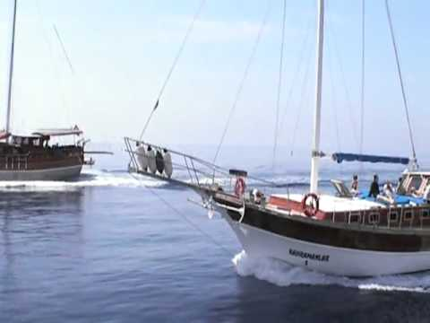 Gulet Yacht,Turkish Gulets