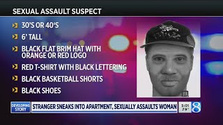 Police search for suspect in sexual assault in SW GR