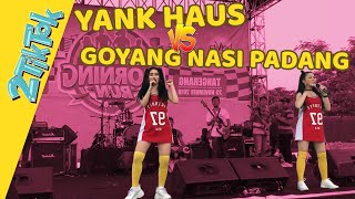 Yank HausGoyang Nasi Padang