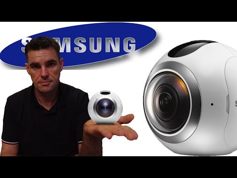 360 fokos kamera, 360 fokos videók