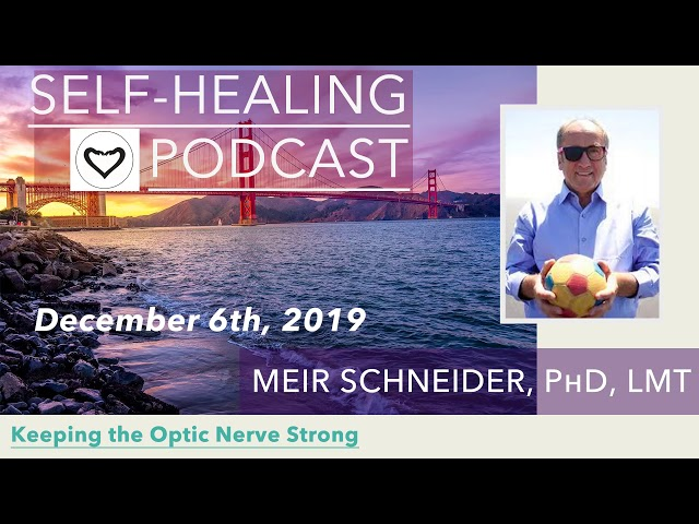 Keeping the Optic Nerve Strong | Message of the Week