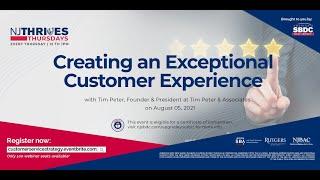 NJTT #014: Creating an Exceptional Customer Experience