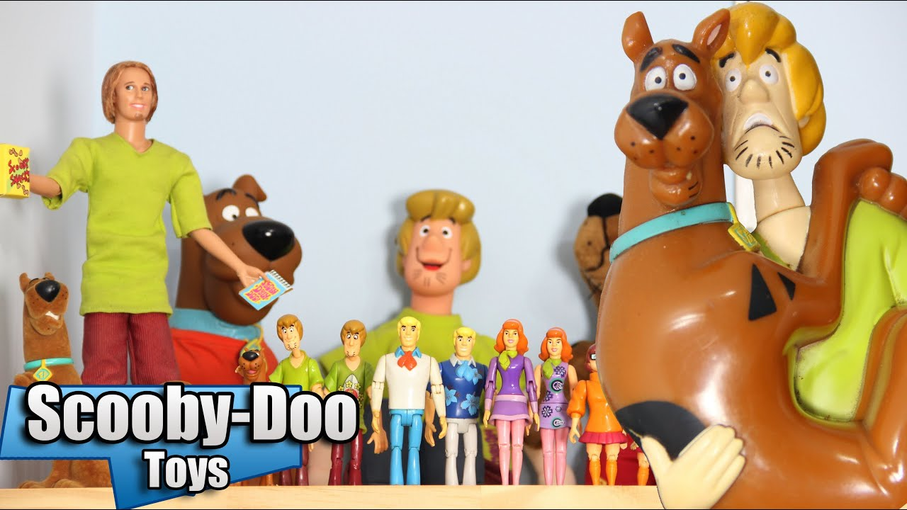 scooby doo toys youtube. Black Bedroom Furniture Sets. Home Design Ideas