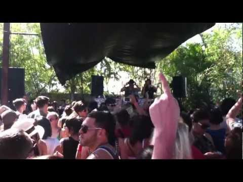 Infinity Ink (Luca C & Ali Love) - Live @ Get Lost Miami 2012 - March 24 2012 [HD]