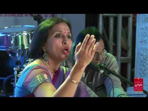 KLF-2016: Musical Evening by Vidya Shah and Zoe Viccaji (5.2)