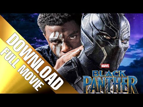 Download HOW TO DOWNLOAD BLACK PANTHER FULL MOVIE   ENGLISH, HINDI