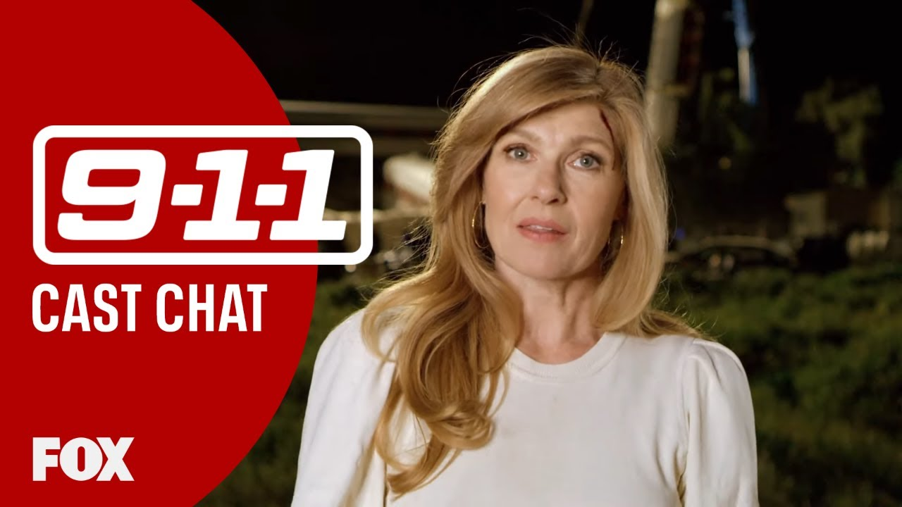 Connie Britton Returns To 9-1-1 | Season 3 | 9-1-1