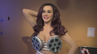 Preview tour of wax figures inside Madame Tussauds Orlando
