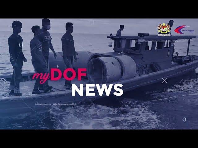 Berita #myDOF News 15 Februari 2021 hingga 21 Februari 2021