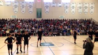 Summit High School Thunder Dance 2015