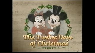 Disney - Twelve Days Of Christmas