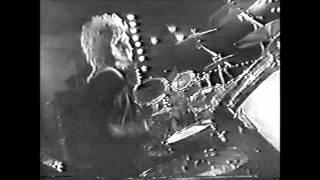 Lez Warner The Cult London Hippodrome 1986 Big Neon Glitter