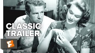 The Asphalt Jungle (1950) Official Trailer - Marilyn Monroe, Sterling Hayden Movie HD