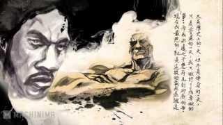 Человек с железными кулаками (анимированная предыстория к фильму)