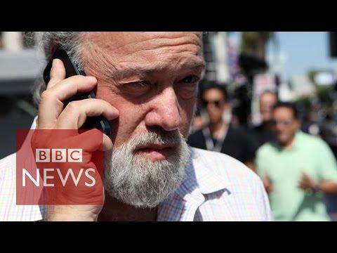 David Chaum 'Godfather Of Anonymous Communication' - BBC News