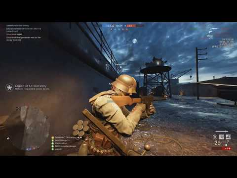 THE NEW MEDIC - Battlefield 1 ZEEBRUGGE