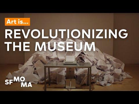 Art Is… Revolutionizing the Museum   SFMOMA Shorts
