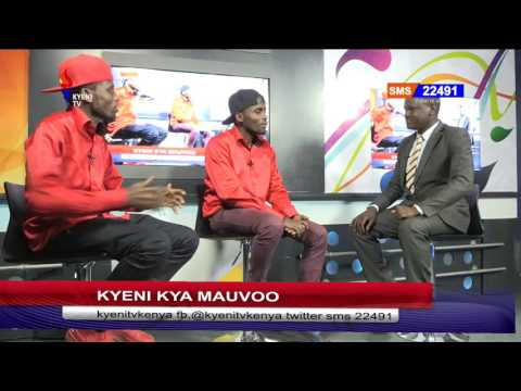 T BROZ AFRICA live AT KYENI TV (KAMBA TV STATION)