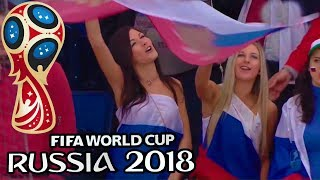 ▶️ OFFICIAL FIFA WORLD CUP RUSSIA 2018 ★ ('Official Video') - Subtitles
