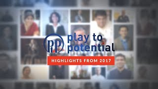 Play to Potential Podcast - Highlights from 2017 (2/2)