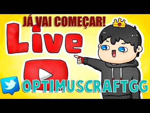 Ao Vivo MADRUGADÃO COM O OPTIMUS!!
