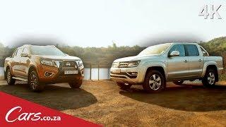 Nissan Navara vs VW Amarok - which is better for off-roading?