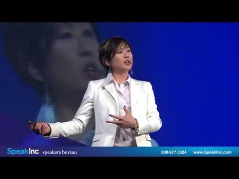 Keynote Speaker: Jenn Lim • Presented by SpeakInc • Happiness as a Successful Business Model