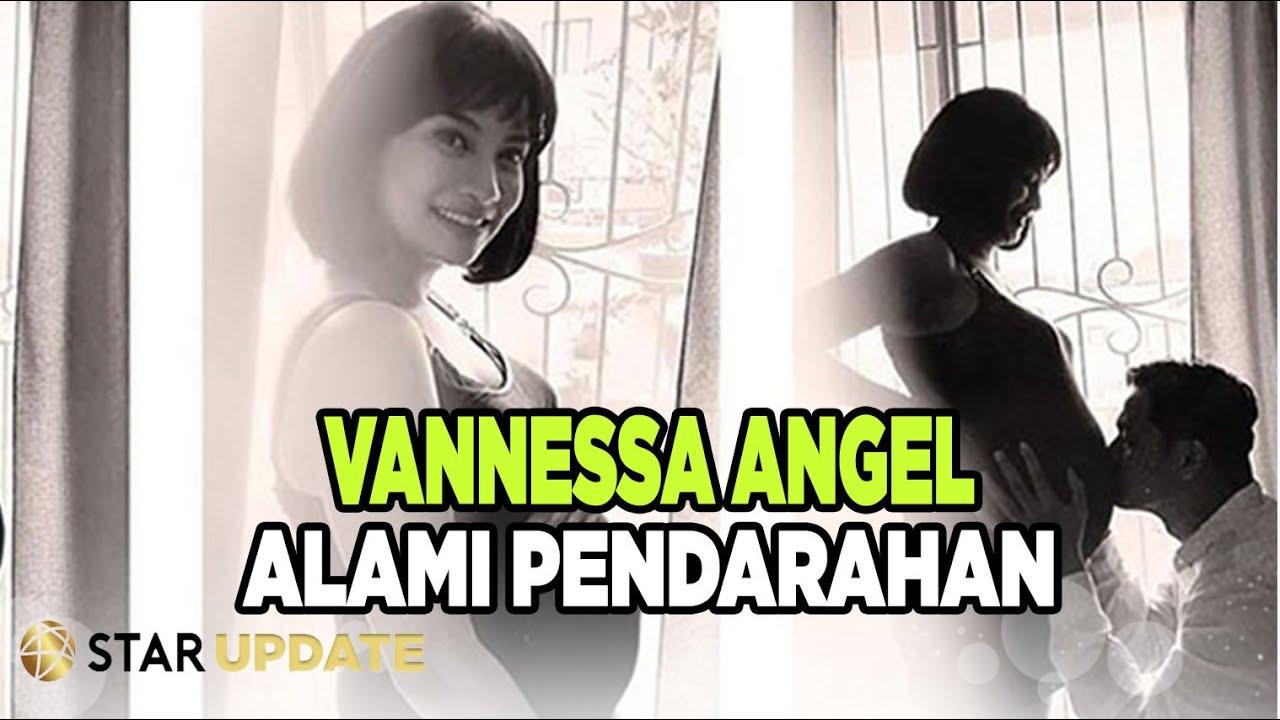 Sempat Alami Pendarahan, Rencana Persalinan Vanessa Angel Tertunda - Star Update -11/07