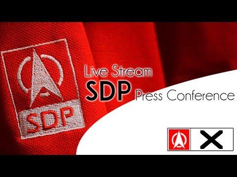 Singapore Democratic Party (Press Conference 02 Sept 2015 10am)