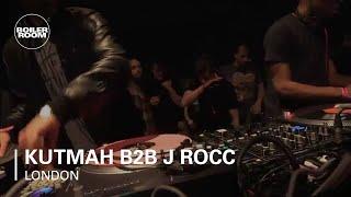 Kutmah B2B J Rocc Boiler Room DJ Set at DIESEL + EDUN present Studio Africa