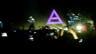 30 Seconds To Mars - Stay (Rihanna Cover) @Auditorio Banamex Monterrey 2014