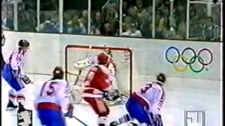 ОИ 1992 года, Альбервилль, Сборная СНГ -  Канада, финал