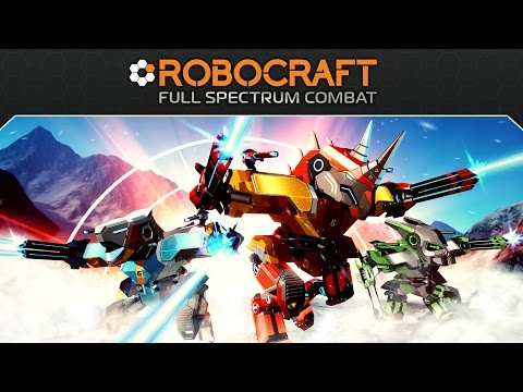 Robocraft: Full Spectrum Combat
