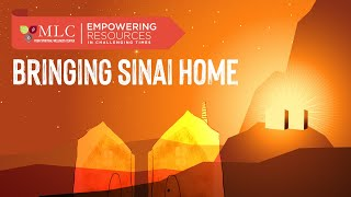 Bringing Sinai Home