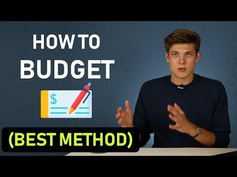 Simplest Budgeting Method