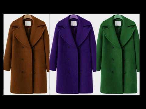 Из какой ткани сшить пальто