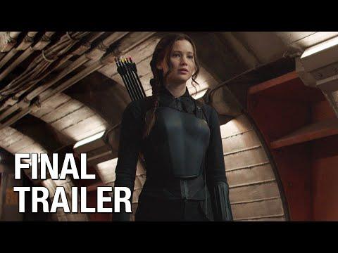 "The Hunger Games: Mockingjay Part 1 (Jennifer Lawrence) Final Trailer – ""Burn"""