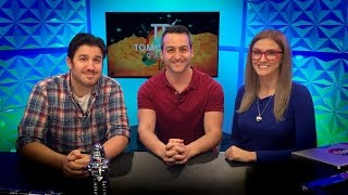 Interview: A professional video game and movie writer stops by Tomorrow Daily