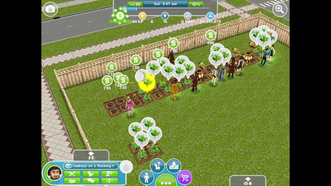 [ HOW TO ] Level Up Quickly The Sims FreePlay - YouTube