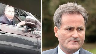 Richard Keys reacts to Jamie Carragher spit storm after former Sky Sports anchor was sacked for sexi