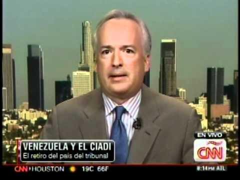 Juan Basombrio on Venezuela ICSID