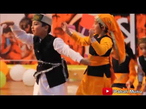 Dunge Naluye Remix- Awesome Nati Dance by Kids| Himachali