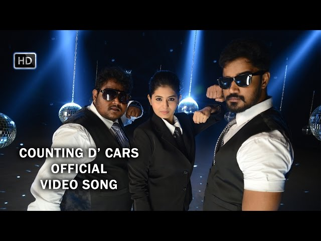 Counting D' Cars Official Full Video Song - Burma