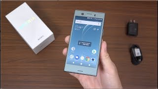 Sony Xperia XZ1 Compact Unboxing!