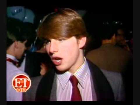 Tom Cruise ET interiew (1981)