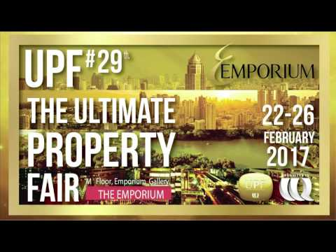 UPI : The Ultimate Property Insight ep.41 (10/12/2016)