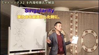 2018年3月12日 渋谷NEOビジョンスタジオにて、映画マトリックスオフ会が...