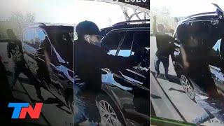 Violento intento de robo en el Olivos Golf Club de Malvinas Argentinas